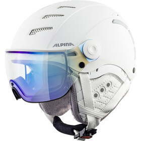 Alpina Jump 2.0 VM Casque de ski, white matt